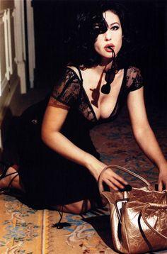 Monica Bellucci Photo by © Ellen von Unwerth