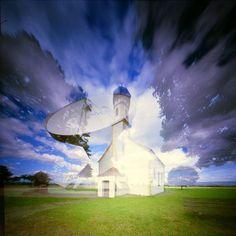 Pinhole Photography --------------------------- Raisting (Erdfunkstelle) beim Ammersee, Germany ----------------------------------------------- #raisting#bavaria#Bayern#augsburg#ammersee#art#nature#analogphotography#lochkamera#cameraobscura#pinhole#pinholecamera#germany#deutschland#alps#munich#blackandwhitephotography#photography#pinholephotography#fineartphotography#lomography#doubleexposure#mediumformat#experimentalphotography#weilheim#münchen#streetphotography#monochrome#urban#analog