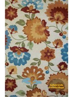 Floral Modern Carpets