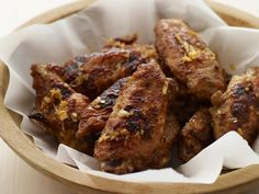 Try this Ginger-Honey Hot Wings recipe or find other great recipes for any meal at Kitchen Daily