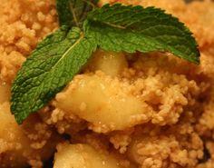 Dit recept voor couscous is bedoeld als ontbijt. Het vult goed, is gezond en erg snel te maken. Veel voorbereiden en vroeg uit bed is dus niet nodig.