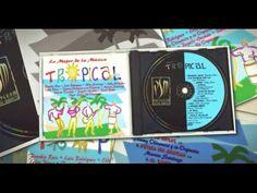 Lo Mejor de la Musica Tropical 1998 CD MIX