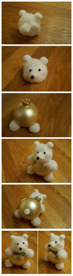 26 Tipos de esferas navideñas que tu árbol agradecerá. ¡Hazlas tu mism@! ⋮ Es la moda