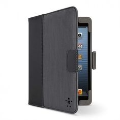 Belkin Chambray Tab Cover with Stand for iPad mini-Gray $39.99 at zenwer.com