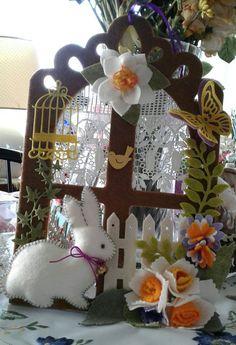 Felt Diy, Felt Crafts, Easter Crafts, Diy Crafts, Happy Easter, Easter Bunny, Shots Ideas, Ideas Para Fiestas, Felt Ornaments