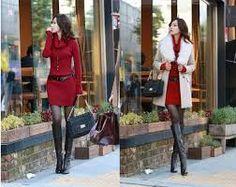 Résultats de recherche d'images pour «fall fashion women» Nice Clothes, Clothes For Women, Fashion Women, Autumn Fashion, Cool Outfits, Shirt Dress, Shirts, Dresses, Outerwear Women