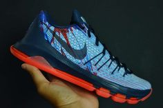 8c99029c1e43 New Images of The Nike KD 8 USA 2