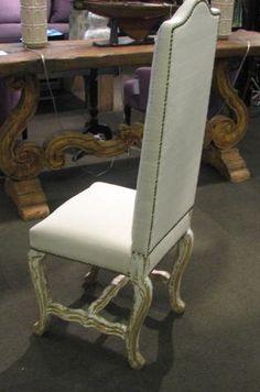 Duchess Dining Chair from Cornerstone Home Interiors $349.00 www.cornerstonefurniture.ca