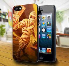 Ticket To The Mummy Show iPhone 5 Case | kogadvertising - Accessories on ArtFire