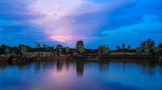 Angkor Wat Temple. #travel #cambodia
