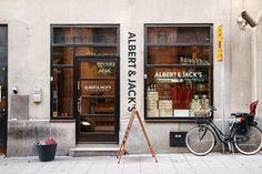 albert & jack's . stockholm