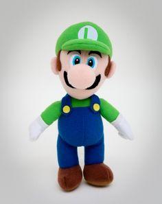 Mochilas de pelucia Super Mario | Nerd Da Hora