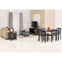 Tulsa 8pce Bundle 499 5pce Dinning Suite Etu Coffee Table Lamp Super