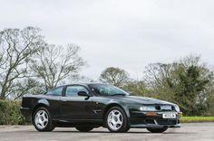 2000 Aston Martin Vantage V600 Le Mans Coupe Aston Martin Virage, Aston Martin Cars, Le Mans, Newport, Touring, Super Cars, Specs, Auction, Vans