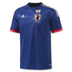Camiseta de Japón 2014 Local Playeras Deportivas 41c28a953dc72