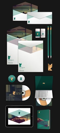Architect Identity by Alex Pogrebniak