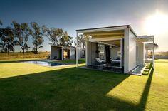 Monaghan Farm, Lanseria, Johannesburg. Thomashoff + Partner Architects