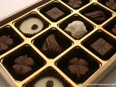 This Valentine Chocolate is a Real Gift