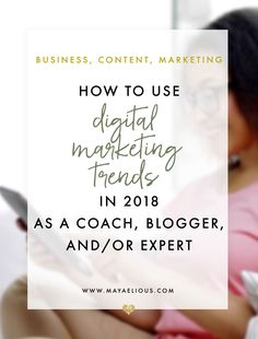 As a personal branding strategist who's focused heavily on helping my clients package their message into profitable content over the last few years, I've noticed so many trends in the way we deliver content and turn it into money. X EBooks X Free Email Courses X Live Webinars X Case Studies X 30 Day Challenges …