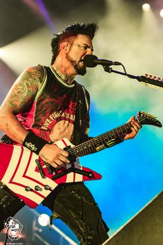 Five Finger Death Punch - Shannon Rae Photography