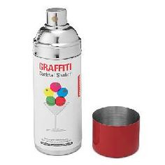 Grafitti Cocktail Shaker