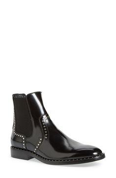 Jimmy Choo 'Fergus' Studded Chelsea Boot (Men) available at #Nordstrom