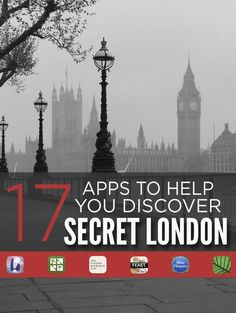 17 Apps You Need To Experience London To The Fullest