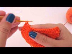 How to Crochet * Bikini Top * Bustier for Summer Top - YouTube
