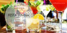 Nesta matéria o PortalTudoAqui, trouxe uma seleção de receitas fáceis de fazer em casa com a cachaça a mais brasileira das bebidas.  São bebidas que podem ser servidas em qualquer tipo de festa ou celebração ai no aconchego do seu lar, assim como também em festas juninas.