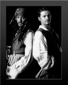 Pirates of the Caribbean Johnny Depp Orlando Bloom Jack Sparrow Movie Framed 8x10 Glossy Poster Print with Brand New High Quality 2 Black Wood Frame 10x12 Buy It Hang It by Mypostergallery, http://www.amazon.com/dp/B00ACMURYU/ref=cm_sw_r_pi_dp_bX6Mrb1J3EQAG