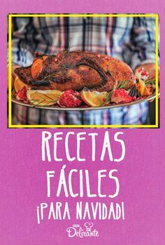 Recetas faciles y rapidas para cena de navidad