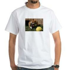 Pembroke Welsh Corgi full 3 T-Shirt > Pembroke Welsh Corgi > Paw Prints 5