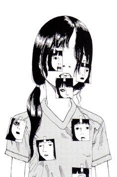 Shintaro Kago Artwork