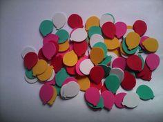 Figuras multicolor de goma eva para manualidades y decoración 20 unidades
