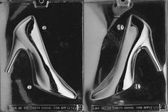 3D HIGH HEEL SHOE Chocolate Candy Mold
