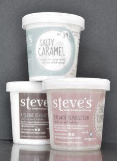 steve's ice cream | salty caramel (via liz libré)