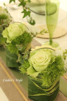JANE PACKER FLOWER SCHOOL Intermediate #4 #5 の画像|Cookie's Diary