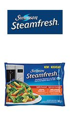 $1 off Swanson Steamfresh Frozen Vegetables – Coupon Nannie