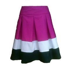 fusta Cheer Skirts, Coral, Fashion, Atelier, Moda, Fashion Styles, Fashion Illustrations