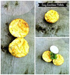 Mini Frittatas Recipe on Having Fun Saving and Cooking
