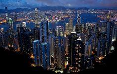 #Hong Kong Vectoria Peak    Like,repin,share  Thanks