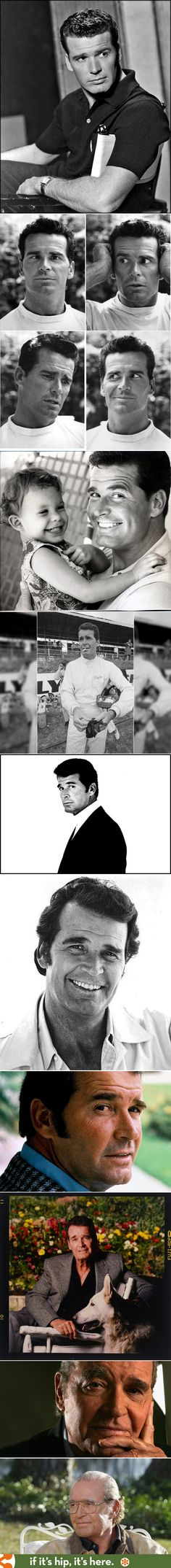James Garner, 1928-2014. See the complete tribute post at http://www.ifitshipitshere.com/marvelously-manly-james-garner-passed-away/