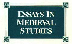Essays in Medieval Studies: Volume 2