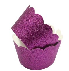 Porta Cupcake Glitter