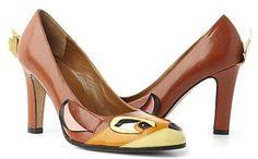 Deer heels from Mr. Castelbajac.