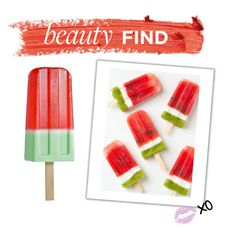 """Beauty Find: Latika Ice Pop Soap"" by polyvore-editorial ❤ liked on Polyvore featuring beautyfind"