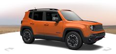 2016 Jeep Renegade - 4x4 Capable SUV
