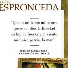 La canción del pirata - José de Espronceda