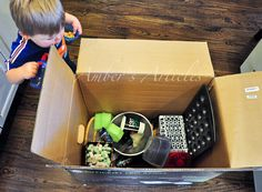 Toddler activities for boys