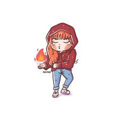 [FA] Playing with fire #LISA #리사 #BLACKPINK #블랙핑크 #blackpinkfanart #Fanart #mayko #purpleheartforlisa